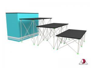 โต๊ะสเต๊ป,TABLE, โต๊ะ, โต๊ะพับ, โต๊ะสำเร็จรูป, โต๊ะมิกซ์,โต๊ะวางมิกซ์,โต๊ะวางมิกซ์เซอร์, โต๊ะเอนกประสงค์, โต๊ะแสดงสินค้า,เวทีสำเร็จรูป, table display